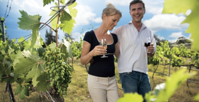 South Burnett Wine Trail